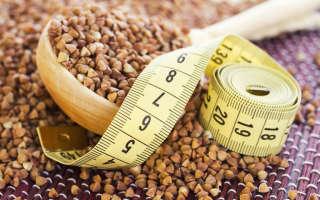 Гречневая диета: разновидности, правила и меню