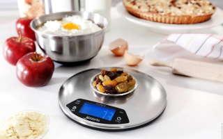 Расчет калорийности готовых блюд