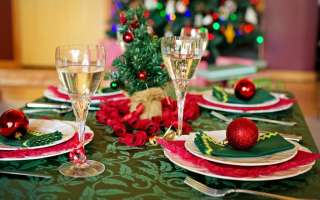 Диетические рецепты на Новый год