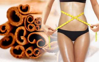 Как пить корицу для похудения: рецепты жиросжигающих напитков