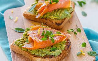 Бутерброды: идеи для здорового перекуса