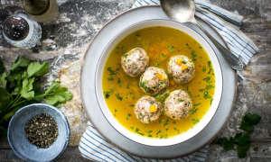 Диетические куриные супы