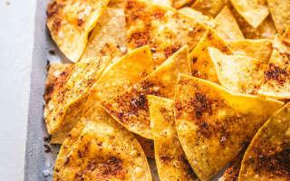 Диетические чипсы для перекуса: 5 простых рецептов