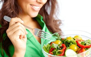Чем правильное питание отличается от диеты