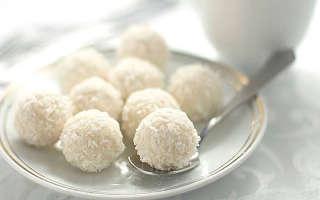 ПП сладости: 5 рецептов диетических конфет