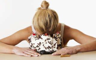 Как избежать срывов при правильном питании