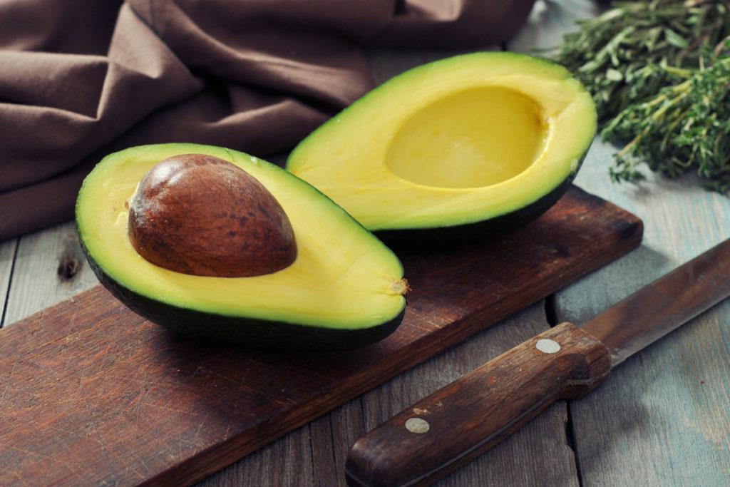 Рецепты с авокадо простые для похудения