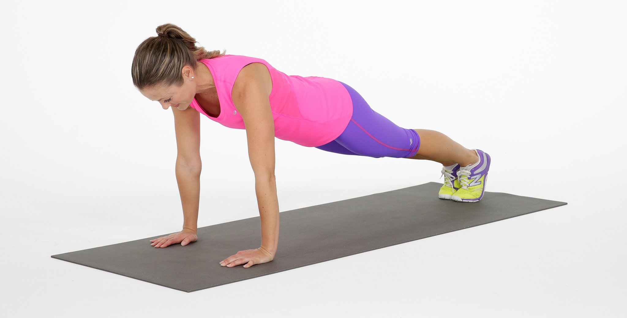 Фитнес планка для похудения