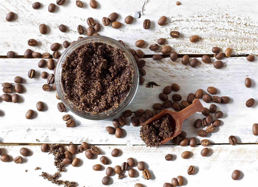 Скраб из кофе – 7 способов, как сделать скраб для лица и тела в домашних условиях