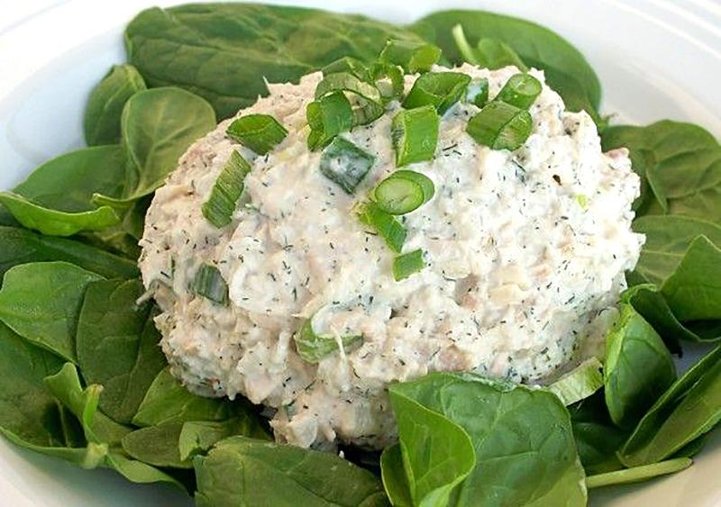 Диетический салат с тунцом - разнообразит ваше меню: рецепт с фото и видео